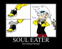 Soul Eater by xDancexWaterxDancex