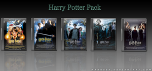 Harry Potter Pack by manueek