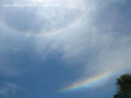 incredibly bright circumhorizon arc by Kimi-Parks