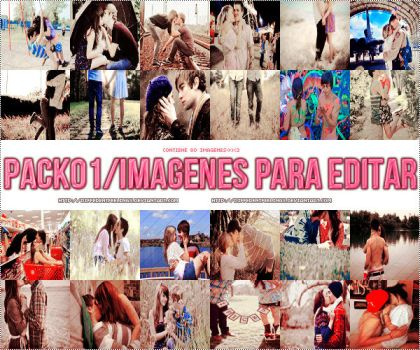 Pack01-LoveImages. by differentfeelings