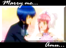 Marry Me Amu by xAmuletLightx