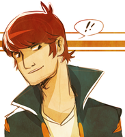 MC: Mike by StormyAlien