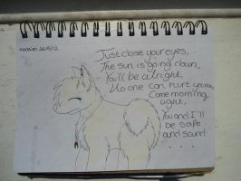Safe and Sound gift art for Jenniroze by Lockian