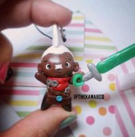 Cute Ekko charm by Thekawaiiod