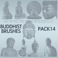 Buddhist Brushes 14 by lotus82