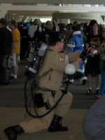 A Ghostbuster by AngstyGuy