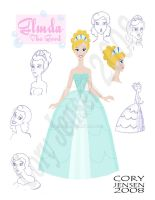 Glinda Character Sheet by Cor104