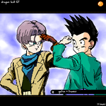 goten and trunks oekaki by inuki-ookami