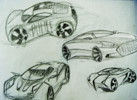 cars concept design by akkigreat