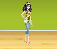 Fantastic Tropical Fashion by Brandee-Ssj-Doll