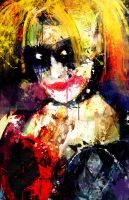 Harley Quinn (Vixens Collection) by j2Artist