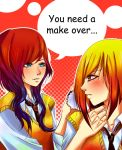 you need a make over by melted-ices