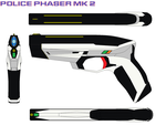 Police Phaser Mk 2 by bagera3005