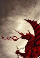 The Mametz Dragon by under-the-ivy
