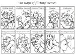 flirting meme GxCC by camlost