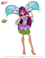 Fairy Dress Up by infinityfractals