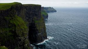 Cliffs of Moher by LunaFeles