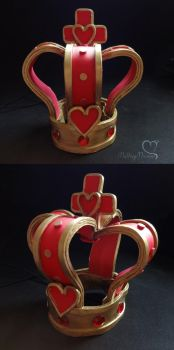 Vivaldi Crown Commission by the-mirror-melts