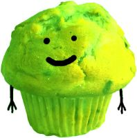 Radioactive Muffin O_o' by NasuOni