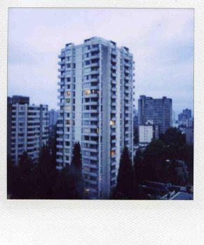 Vancouver.Dusk by uberamour