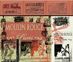 Moulin Rouge by Diamara