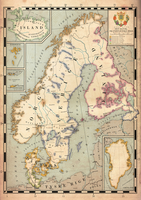 Map of the Scandinavian Empire by Regicollis