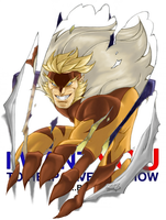 Sabretooth I WANT YOU 2012 by LucasAckerman