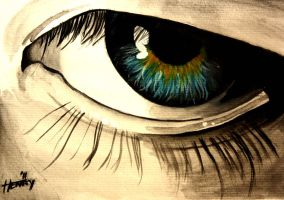 Eye by sonbab