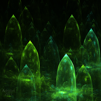 Emerald City by Adrolyn