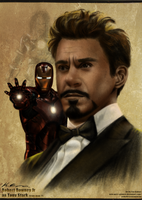 Iron Man II by EvaKedves