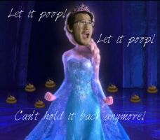 Mark Let's It Go by musicfilledblackrose
