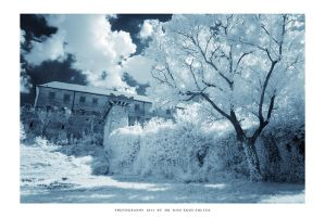 Fort Siklos in IR - I by DimensionSeven