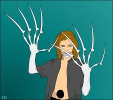 Me Arrancar Claws Vector by Xpand-Your-Mind