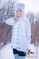 Fate Zero - white Queen Einzbern by Gekidan