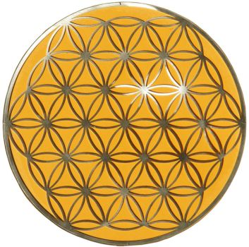 Flower of Life 1 by FEUERVOGL