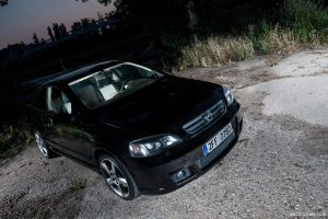 Opel Astra 2.0 Turbo coupe by chocholik