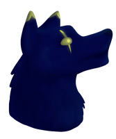 Contest Prize~ Shadow-O-Rabby by SapphireSquire