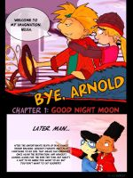 Bye Arnold Ch. 1 cover by AJanae79