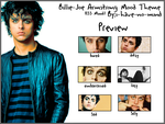 Billie Joe Armstrong Moodtheme by Rockn-rose
