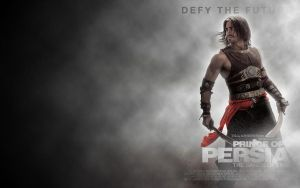 Prince of Persia Wallpaper by MistyKat