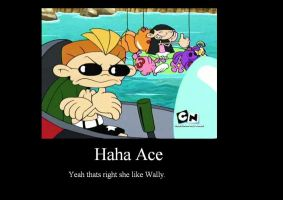KND Haha Ace motivator by CASSIE998