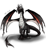 Dragon CR-S01 by Mazeyelle