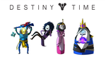 Destiny Time by did-you-reboot