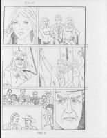 Dallas Page 4 (Penciled) by RoyPrince