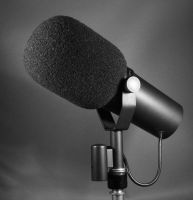 Shure SM7 Broadcast Microphone by uncledave