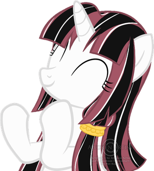 My Little Pony OC: Solarflare Eclipse Clap Gif by AnimeEmm