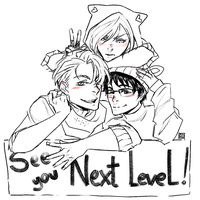 see you NEXT LEVEL! by PUUY