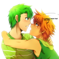 I love you as well by MikkouKun