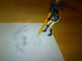 BRS Drawing by Yonnji