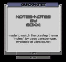 NotesNotes by boxxi